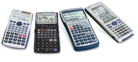 Scientific & Financial Calculators
